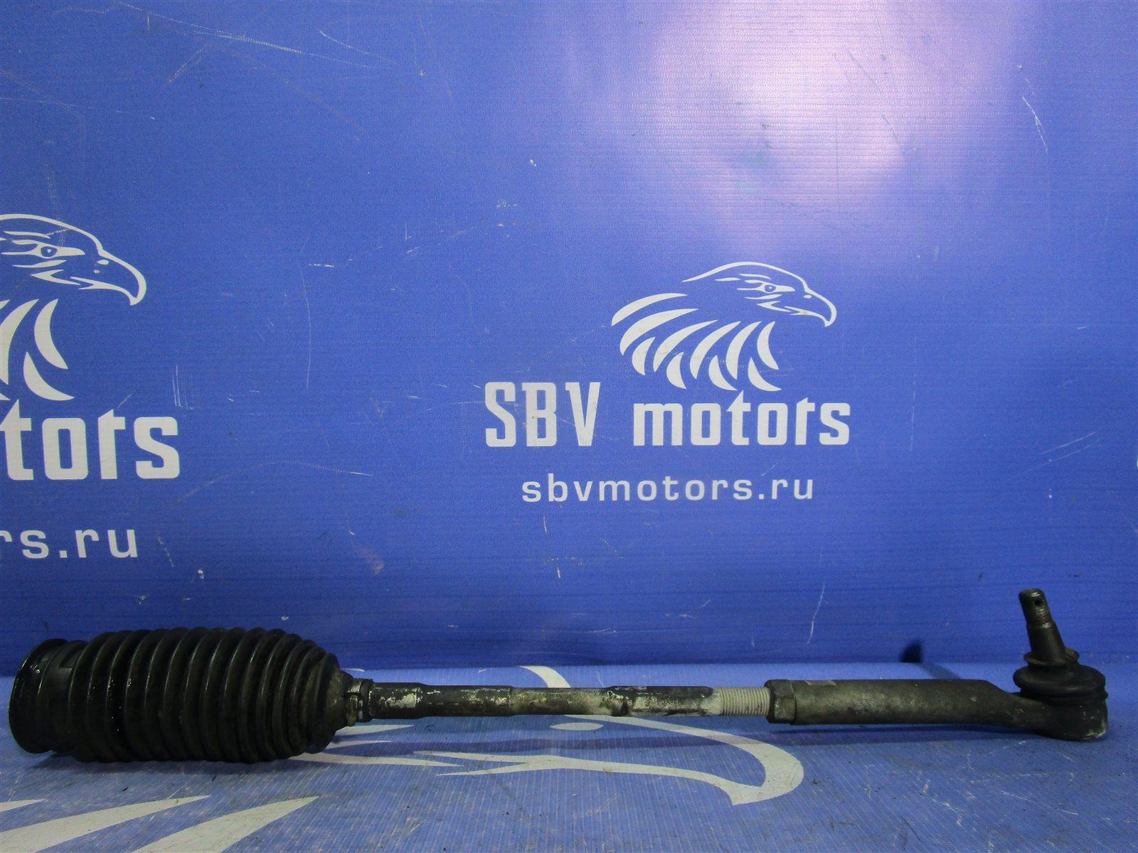 Тяга рулевая Subaru Legacy BP5 EJ20XHB передняя правая