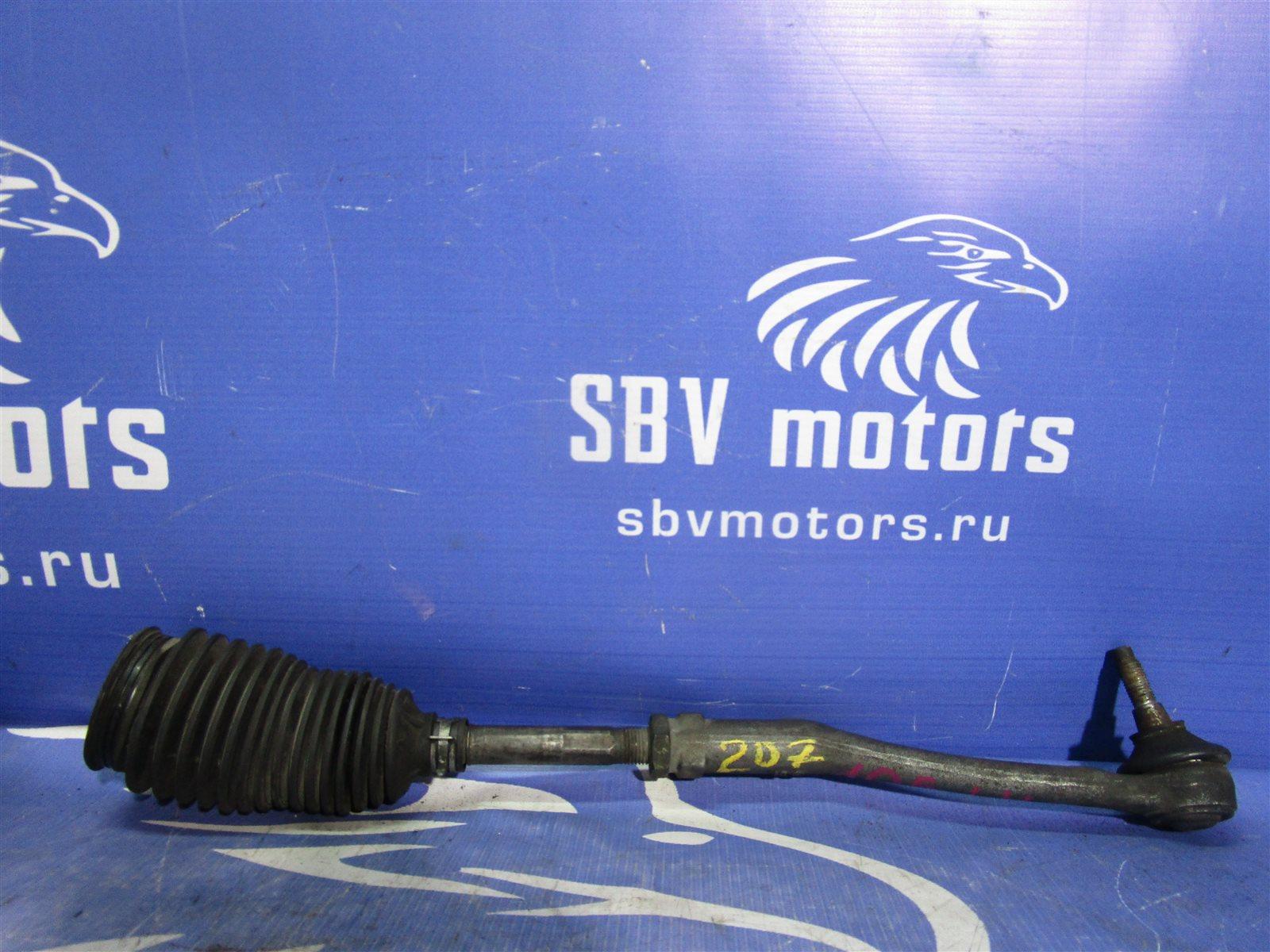 Тяга рулевая Peugeot 207 WC / WA / WK / WB NFU10RX4X передняя левая