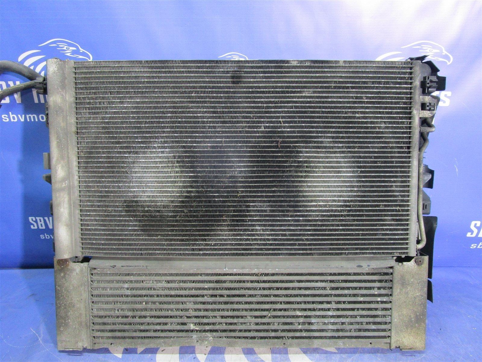 Радиатор кондиционера Mercedes-Benz Vito W639 646982 2005
