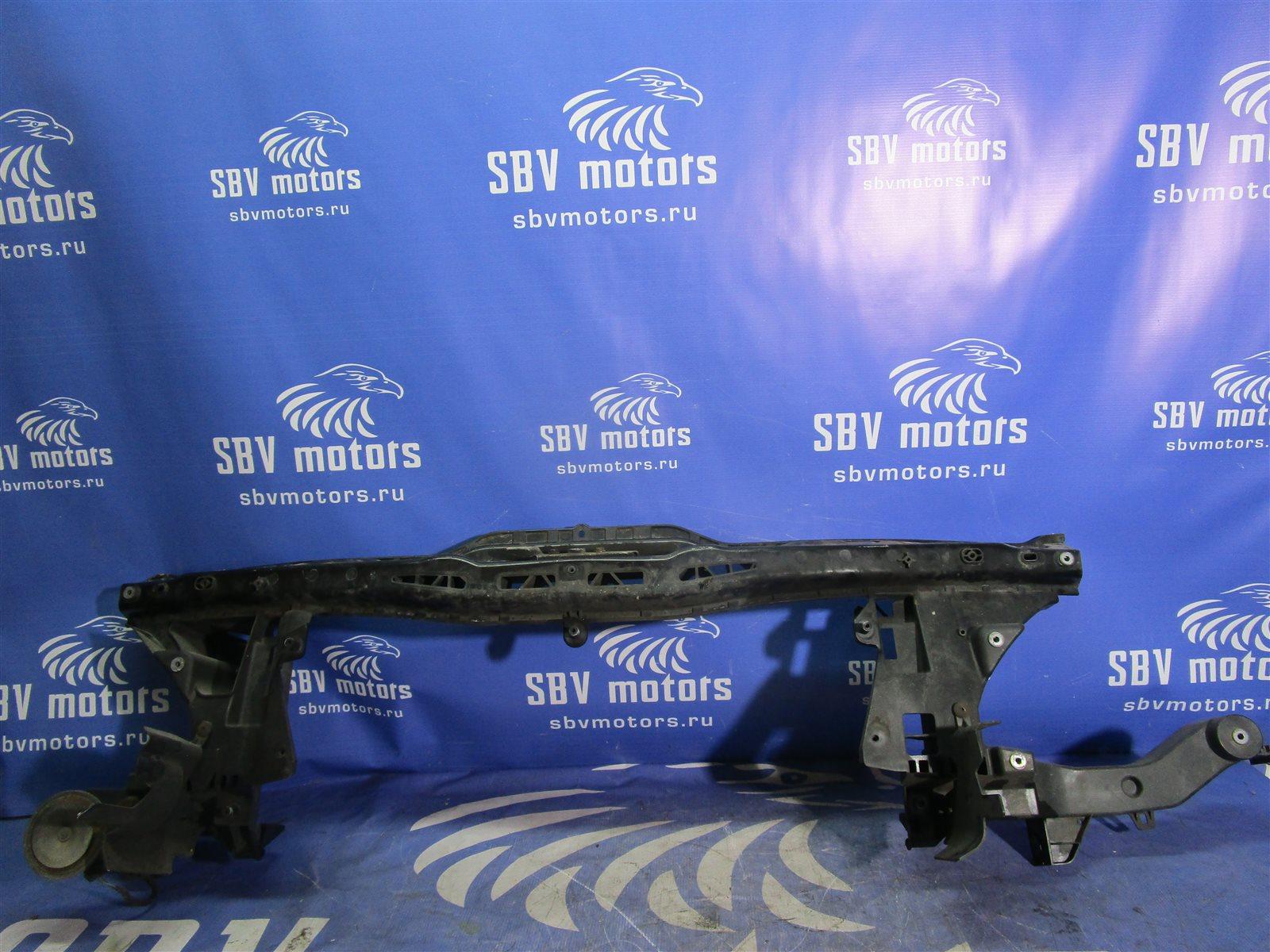 Рамка радиатора Mercedes-Benz Vito W639 646982 2005 передняя