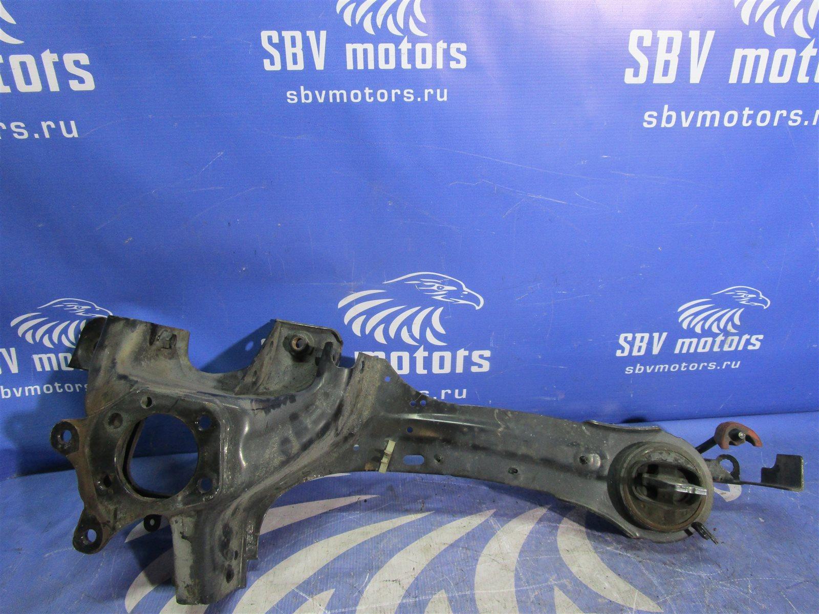 Рычаг продольный Volvo S80 B6324S задний левый