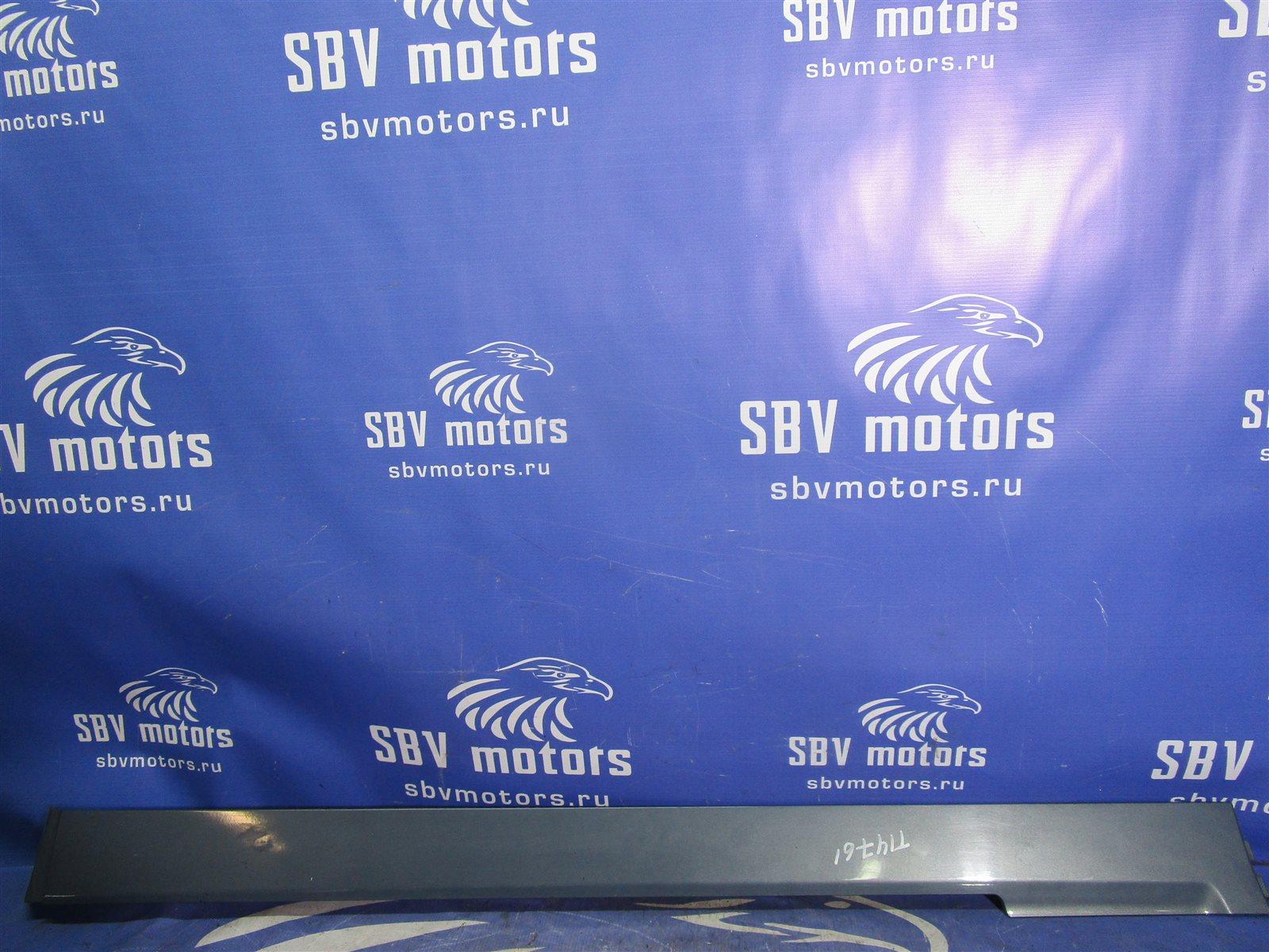 Молдинг на крыло Mercedes-Benz Vito W639 646982 2005 задний левый