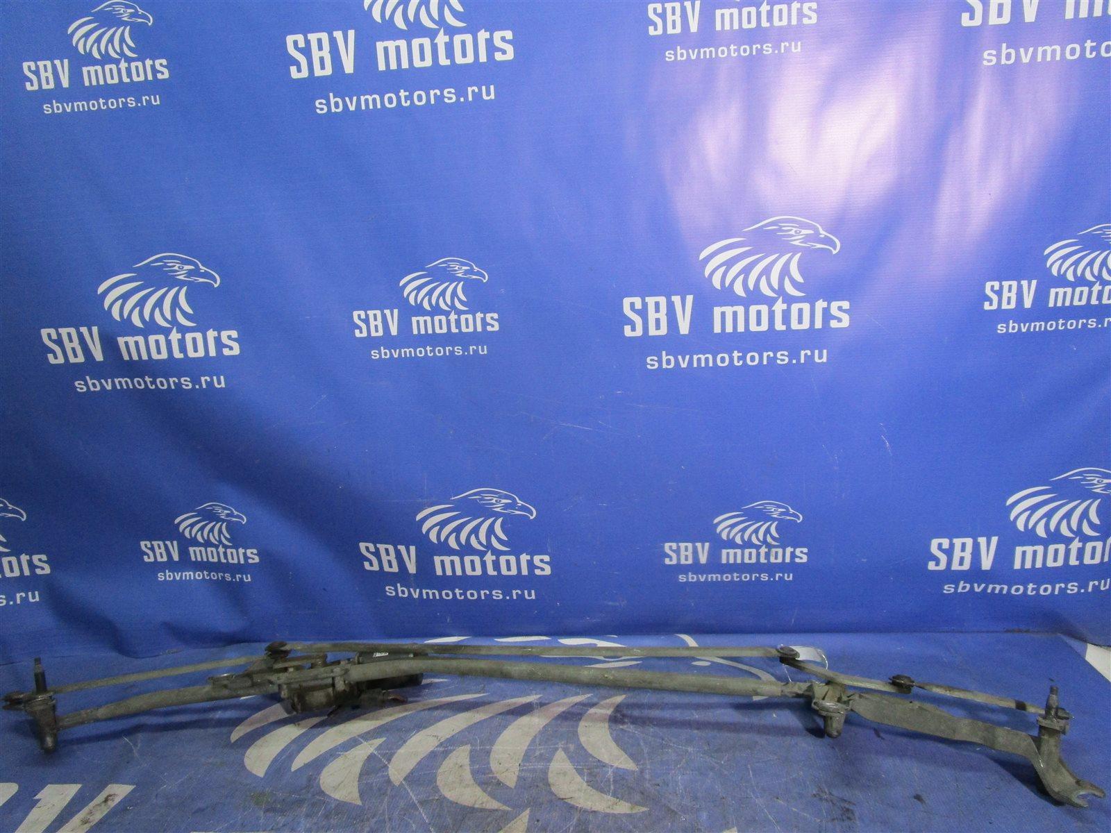 Механизм стеклоочистителя Mercedes-Benz Vito W639 646982 2005