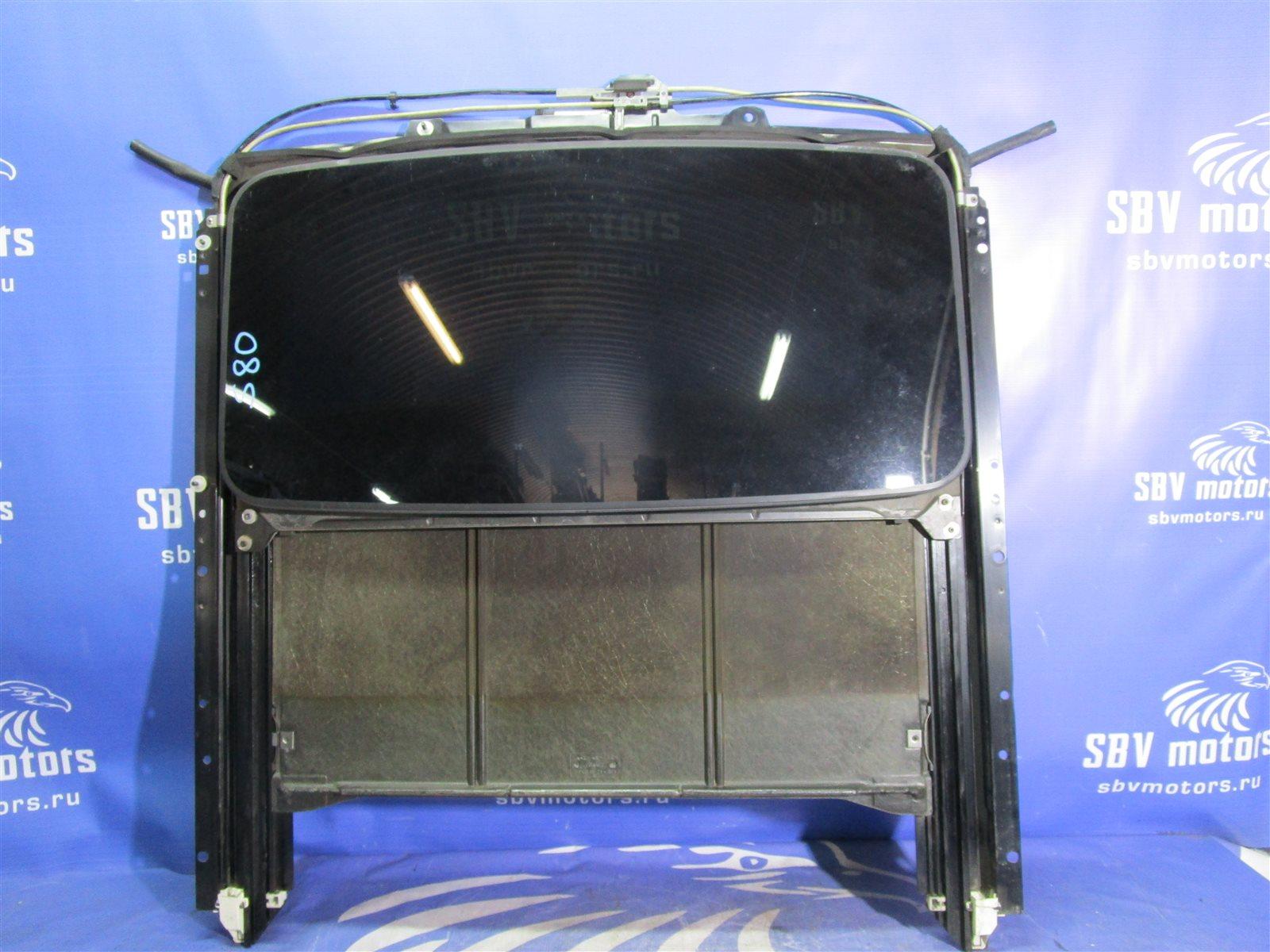 Люк в сборе электрический Volvo S80 B6324S верхний