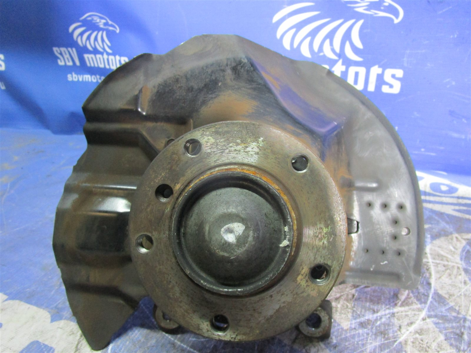Кулак поворотный Bmw 3-Series E46 / E462C N42B20AB 2003