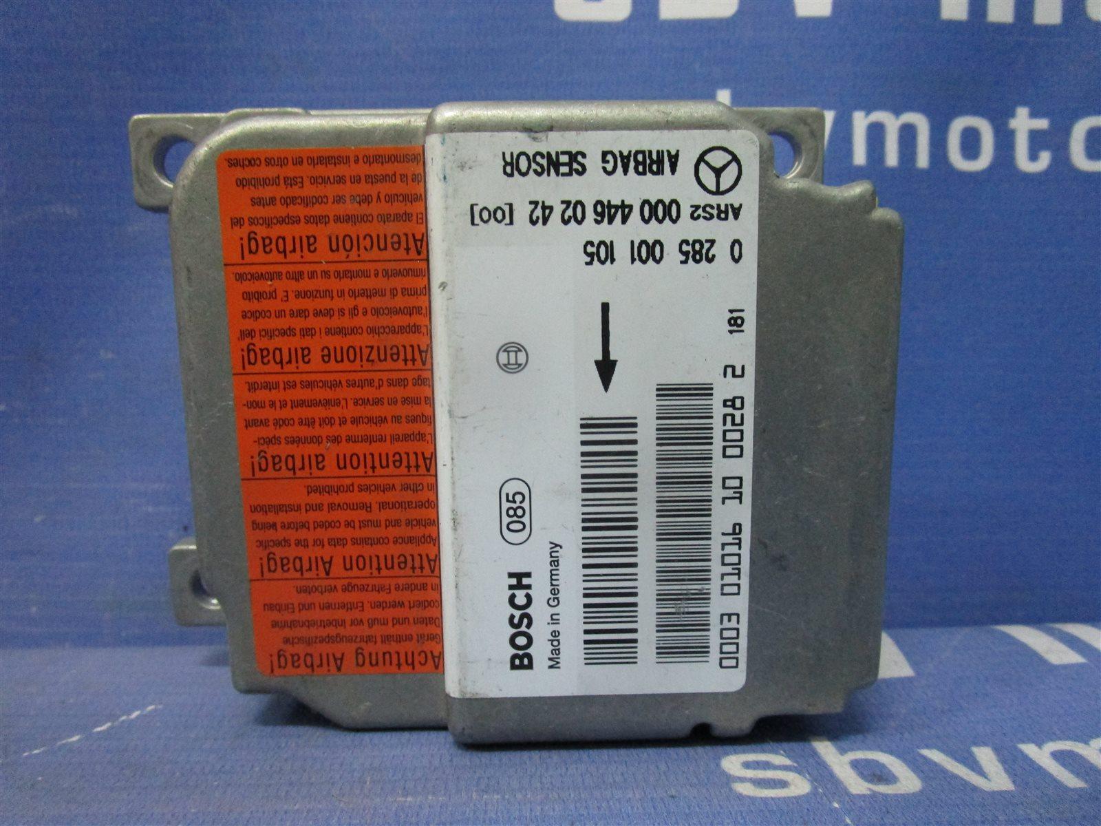 Блок air bag Mercedes-Benz Vito W638 104.900 2001