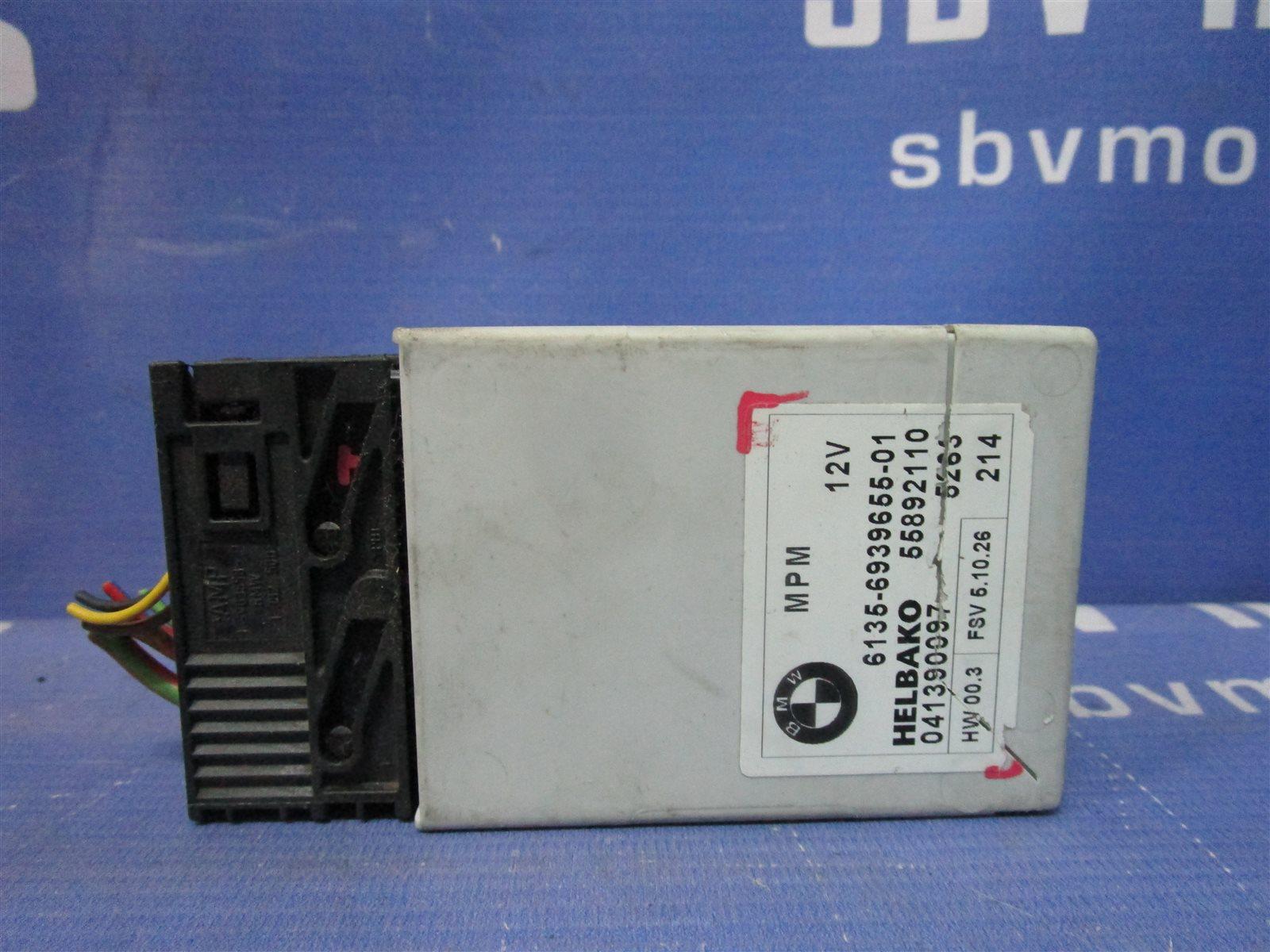 Блок электронный Bmw 5-Series E61 256S5 2004