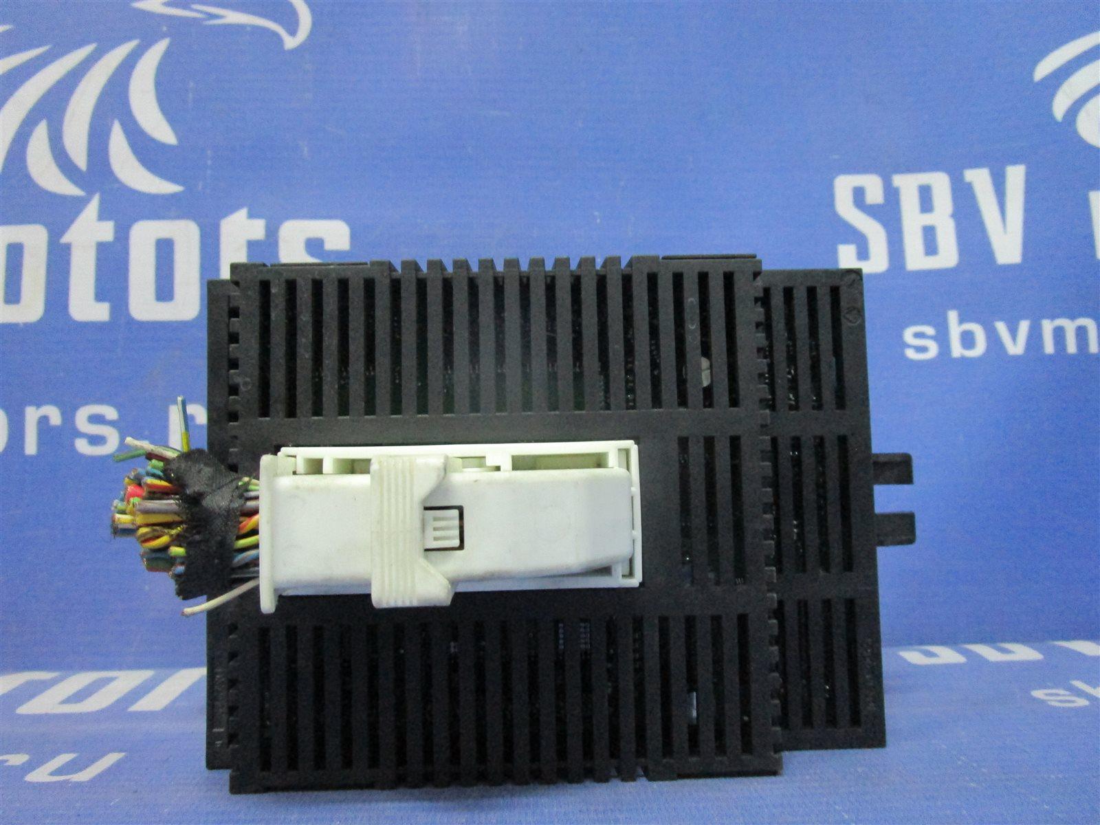 Блок управления светом Bmw 5-Series E61 256S5 2004