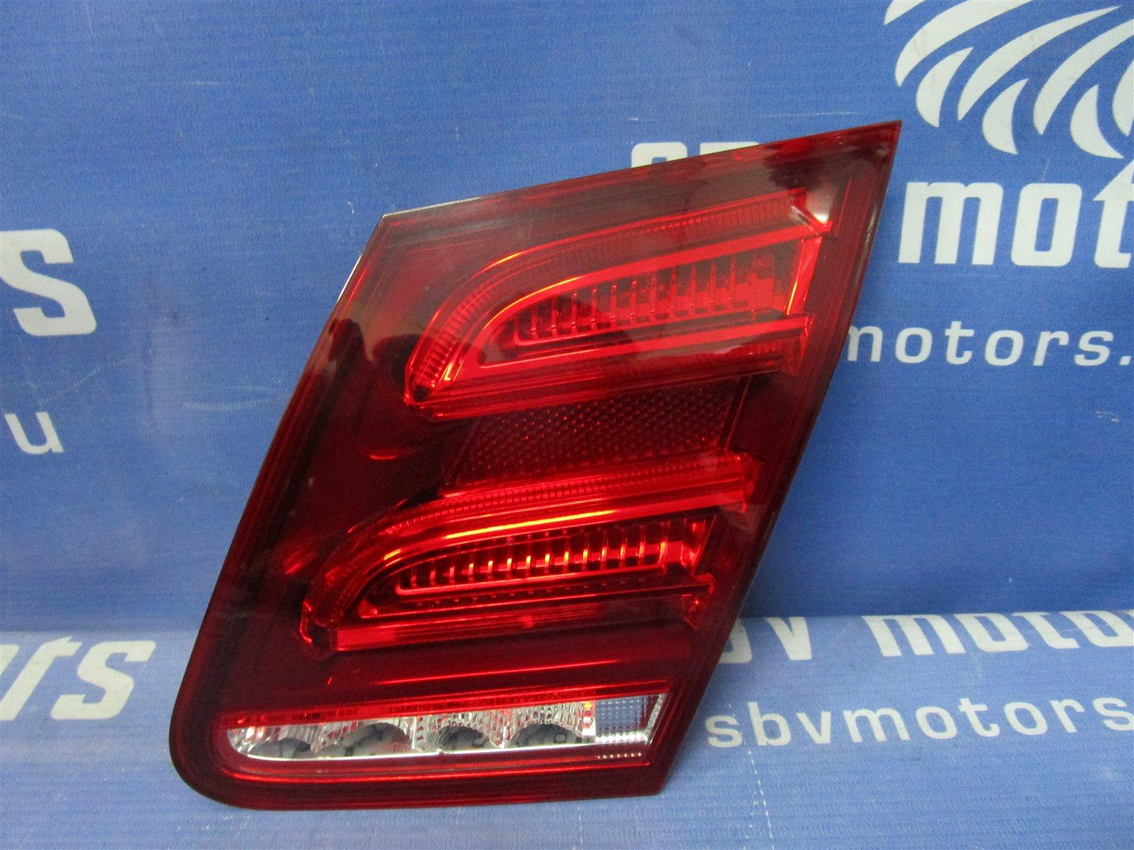 Фонарь задний Mercedes-Benz E W212 2014 задний правый