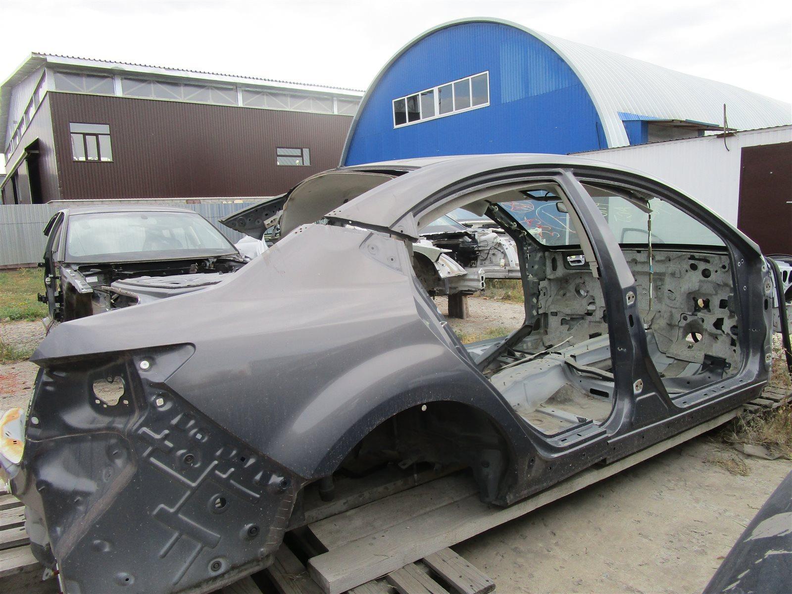 Крыло Mazda 6 GH LF-VE (LF5-VE) 2008 заднее правое