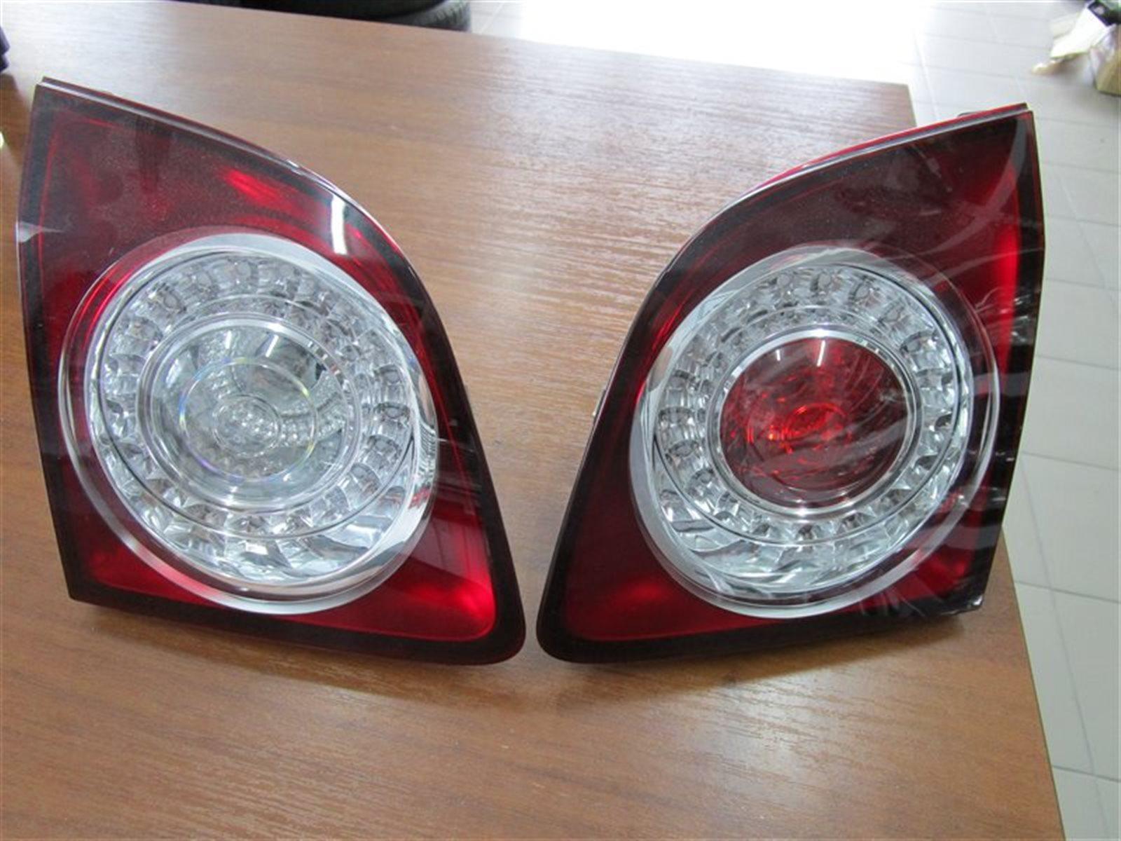 Фонарь задний Volkswagen Golf Plus 5M1 2005 задний левый