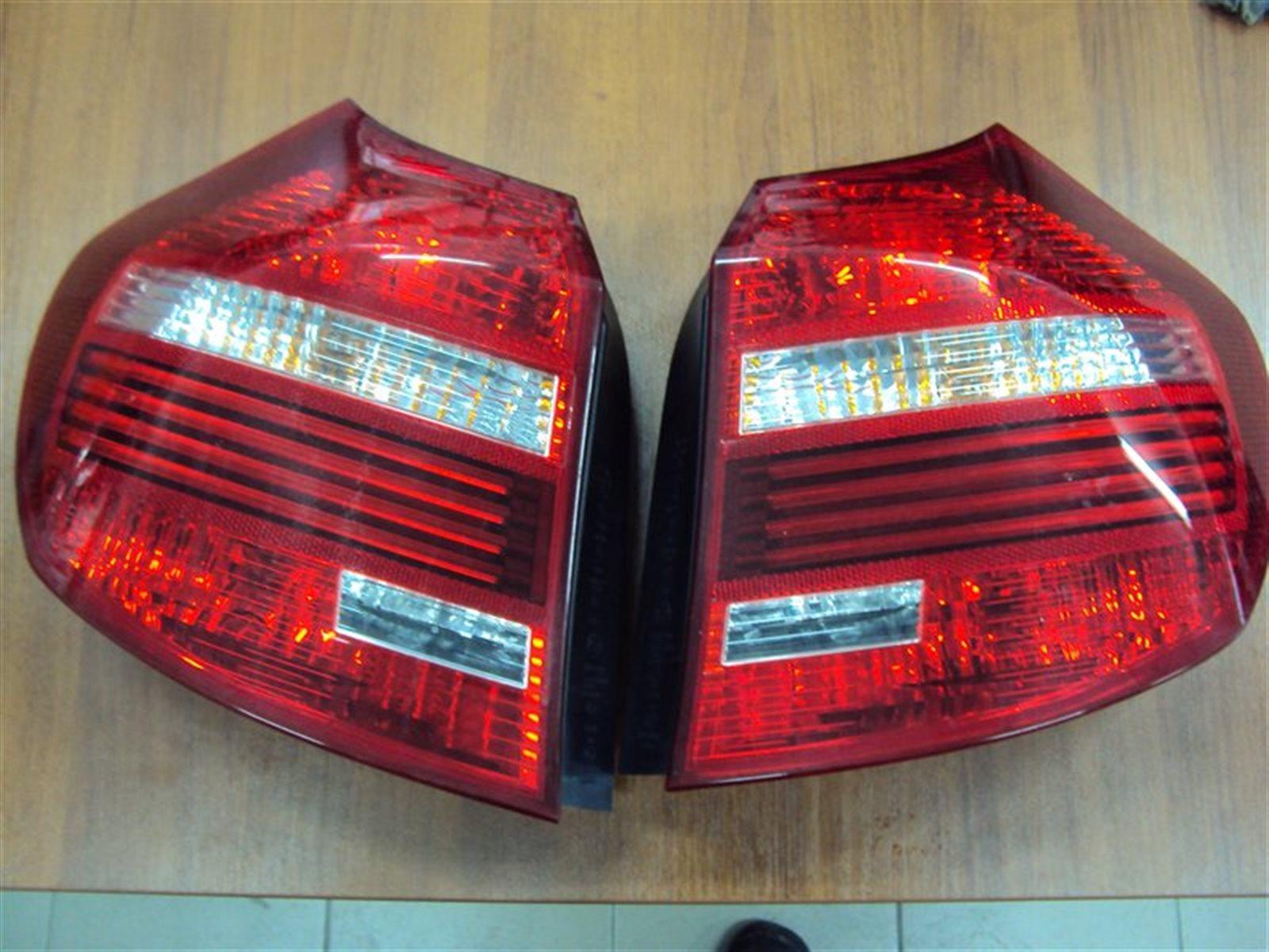 Фонарь задний Bmw 1-Series E87 N46B20B задний левый