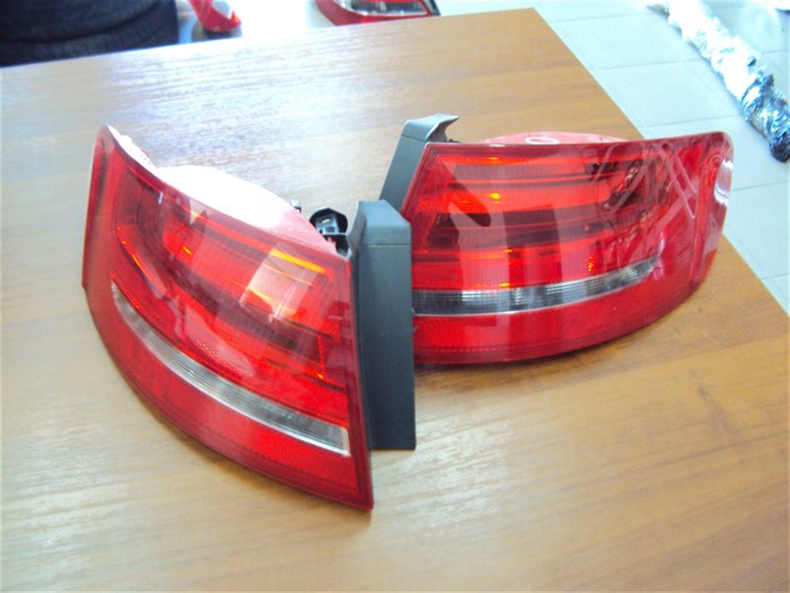 Фонарь задний Audi A4 B8 8K2 / 8K5 CDHB 2008 задний левый