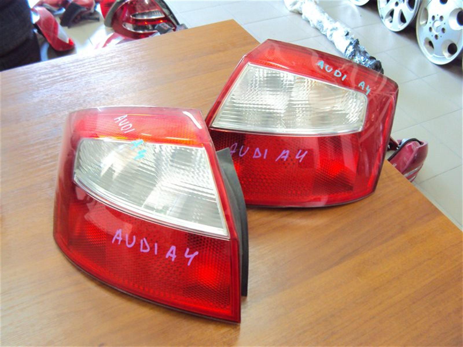 Фонарь задний Audi A4 B6 8EC / 8E5 2001 задний левый