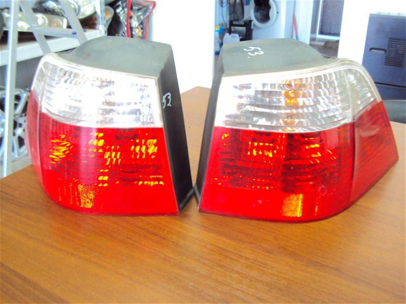 Фонарь задний Bmw 5-Series E61 256S5 2004 задний левый