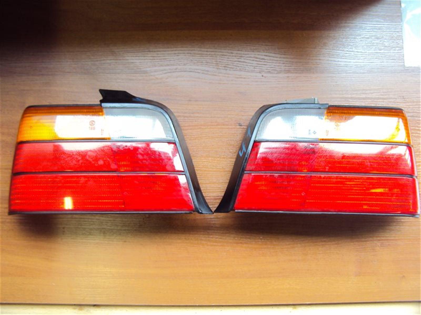 Фонарь задний Bmw 3-Series E36 / E36/2 M52B20 / 206S1 1997 задний левый