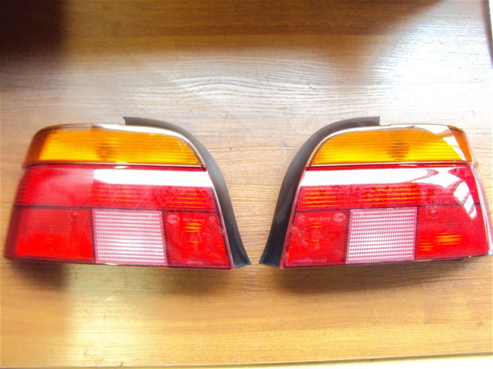 Фонарь задний Bmw 5-Series E39 256S4 M52 2000 задний левый