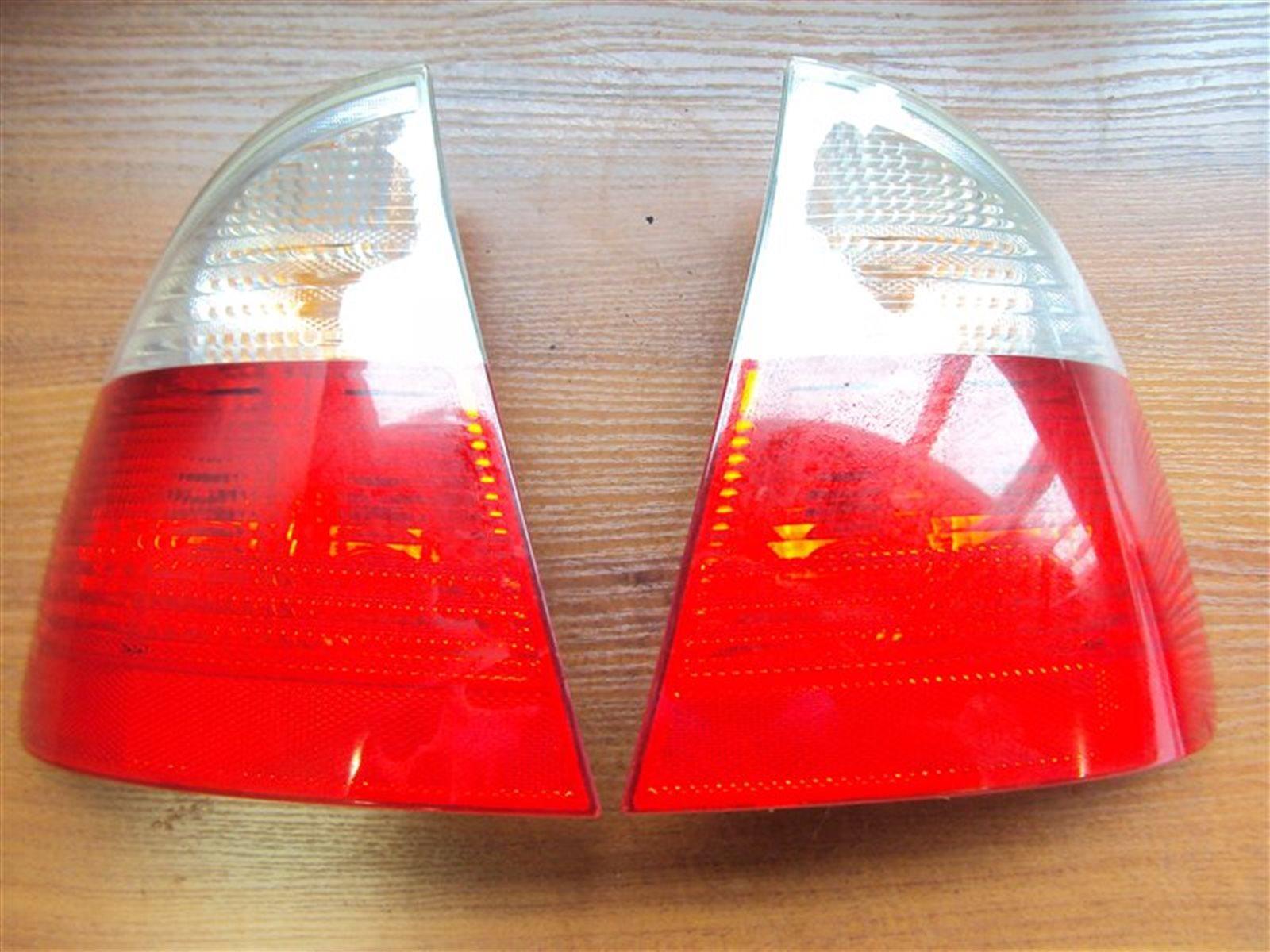 Фонарь задний Bmw 3-Series E46 / E462C 194E1 M43 1999 задний левый