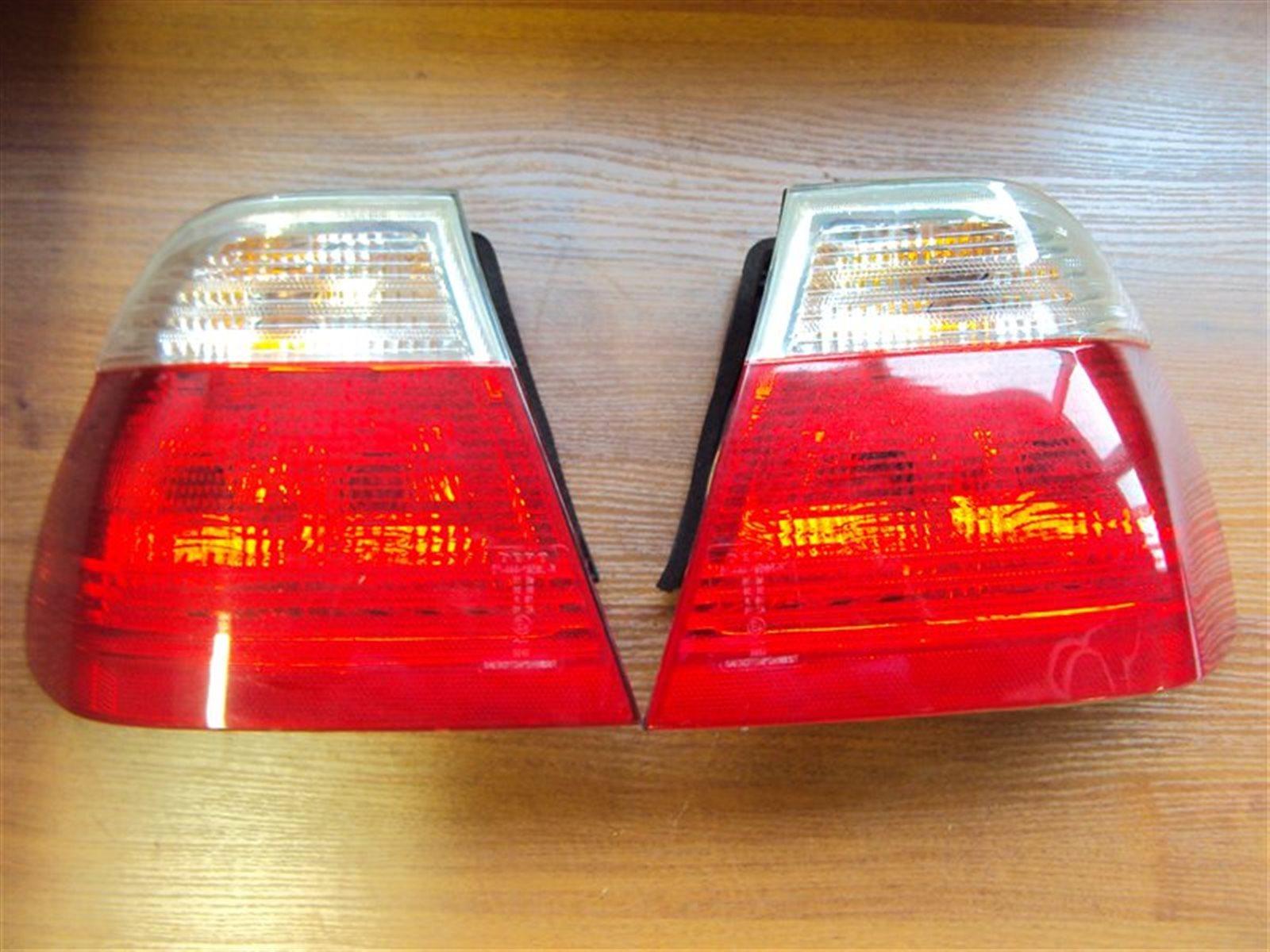 Фонарь задний Bmw 3-Series E46 / E462C 206S4 M52 2000 задний левый