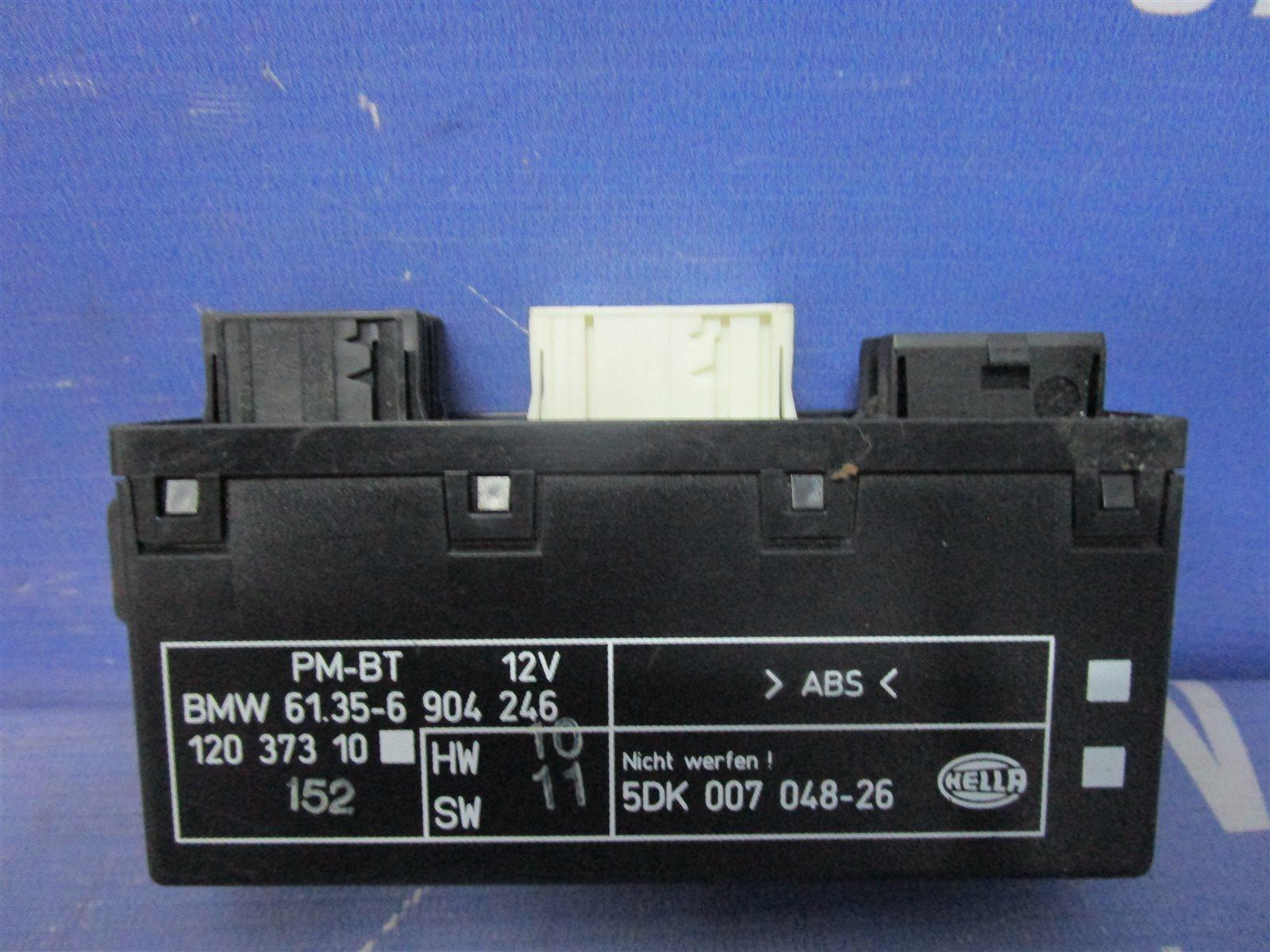 Блок управления дверьми Bmw 5-Series E39 306S3 M54 2002