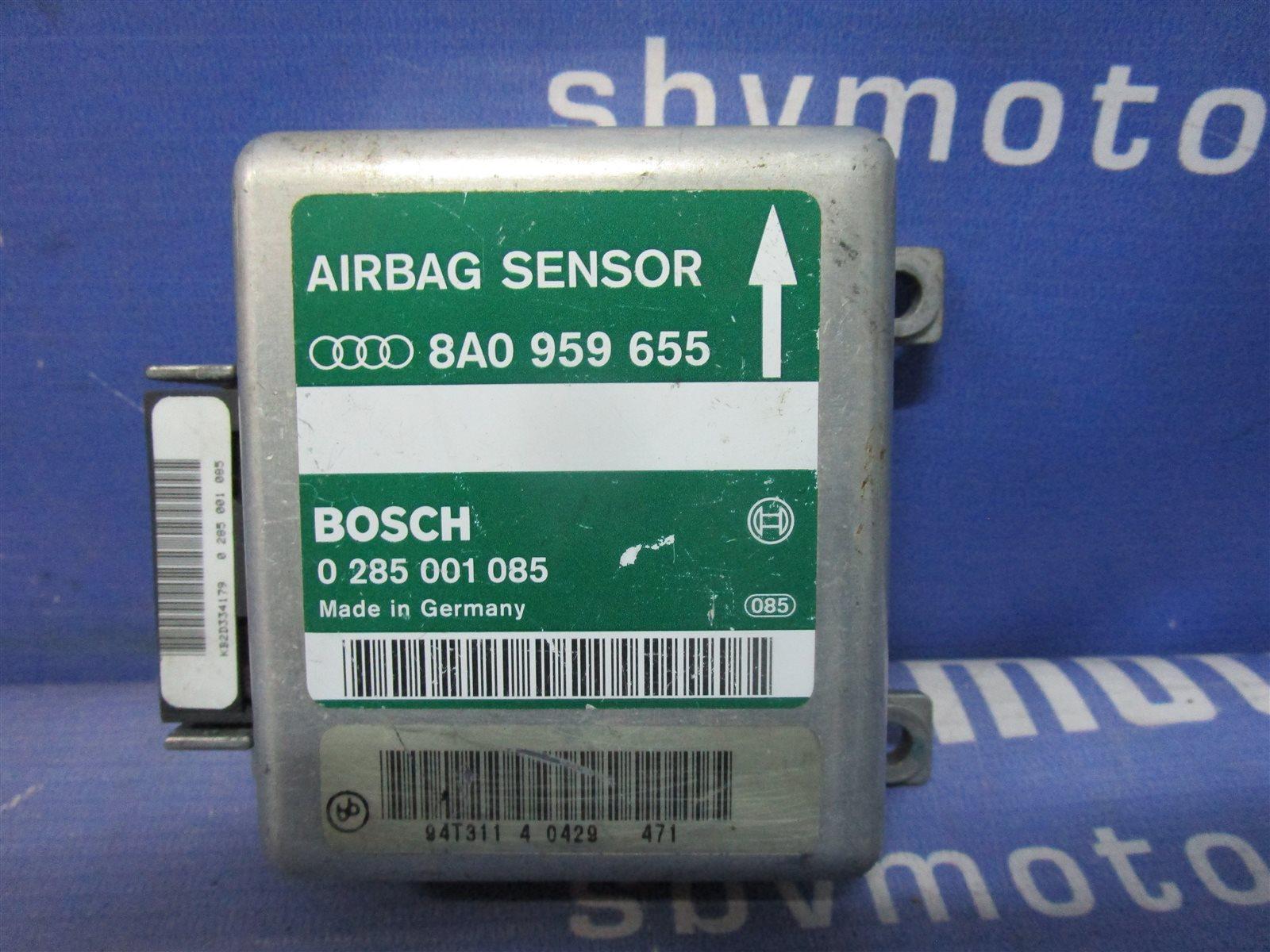 Блок air bag Audi 80/90 B4 1994