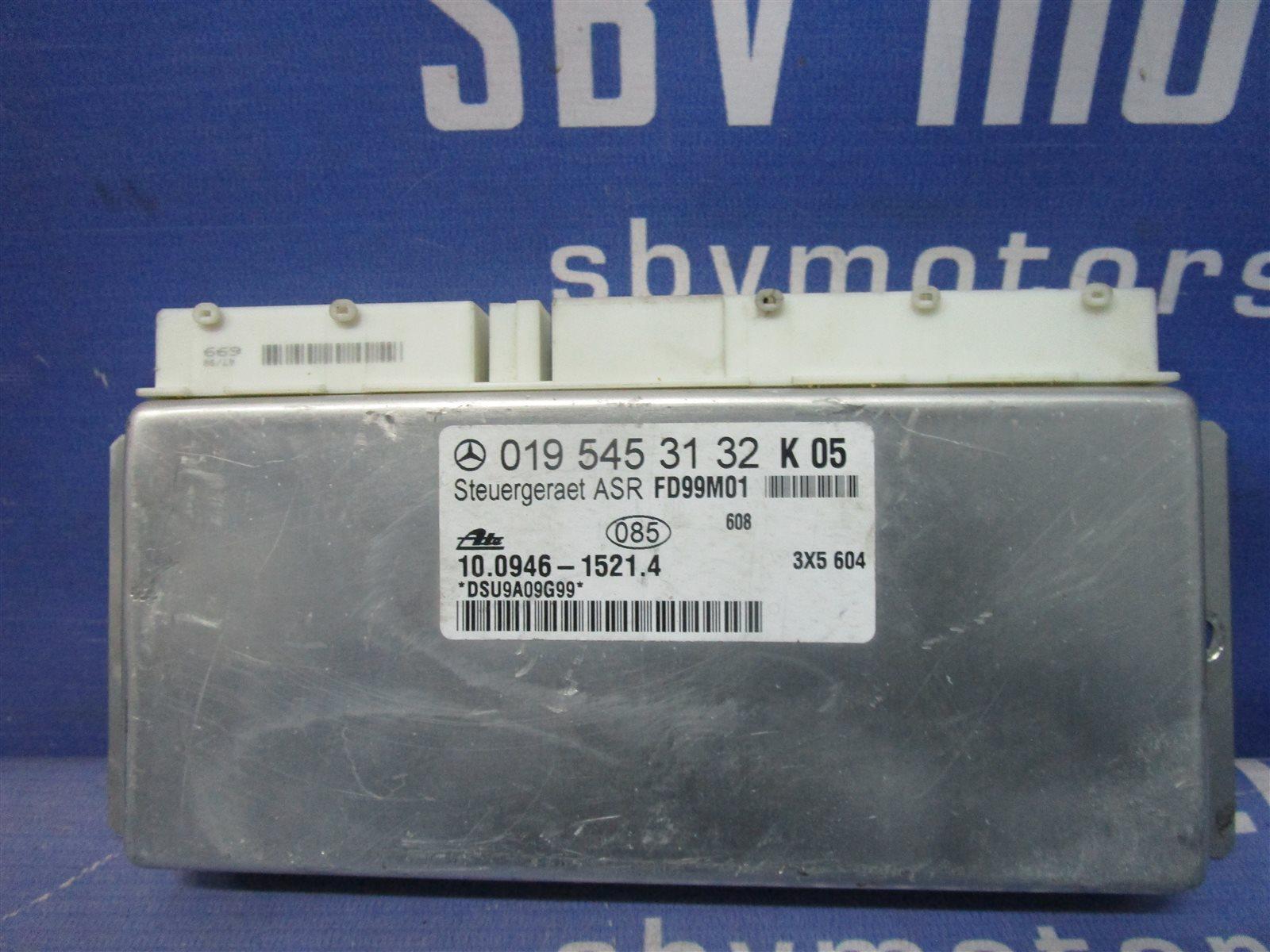 Блок управления abs Mercedes-Benz Slk R170 M111E23 / 111.973 1999