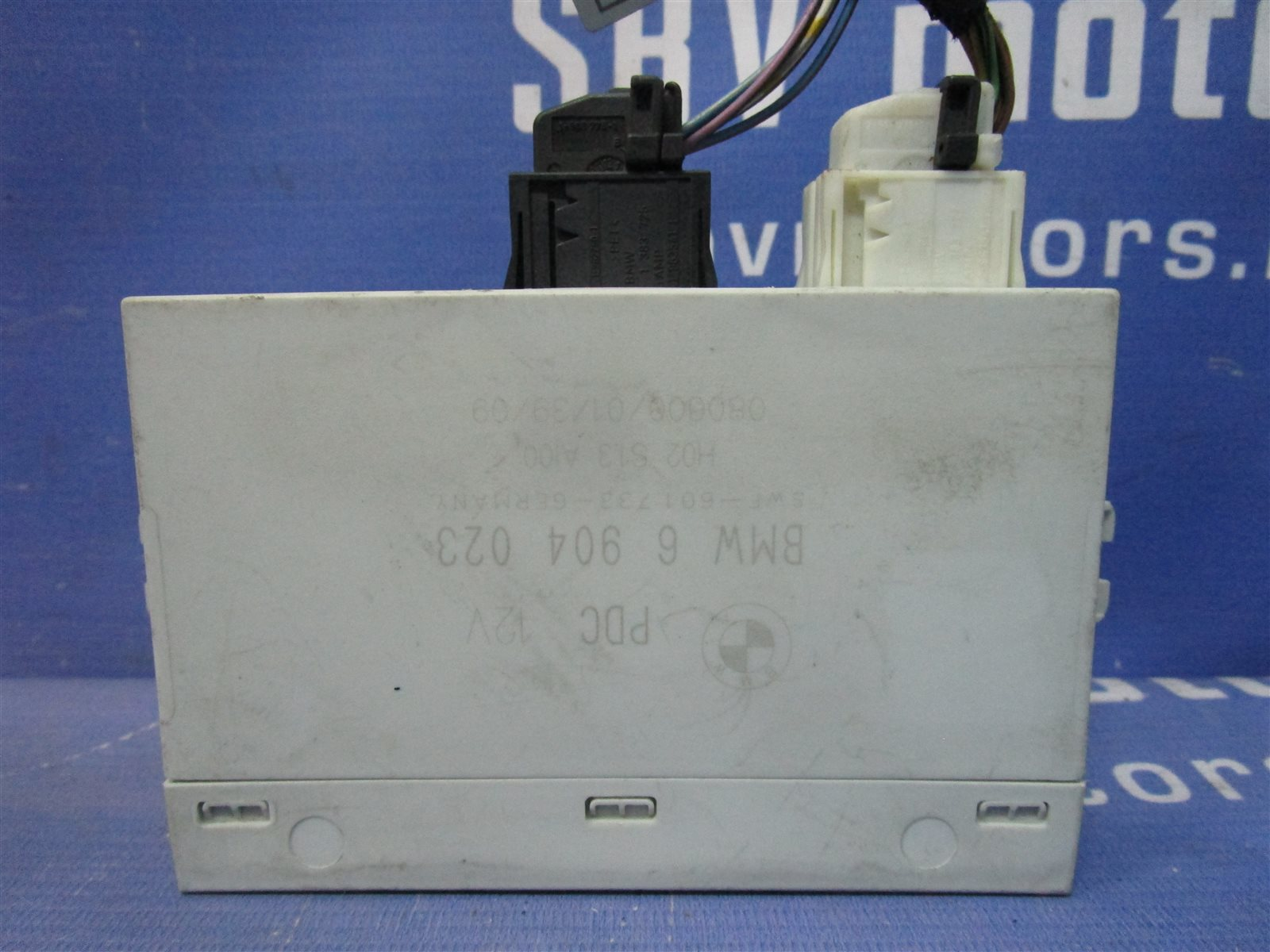Блок управления парктроником Bmw 5-Series E39 256S4 M52TU 2000