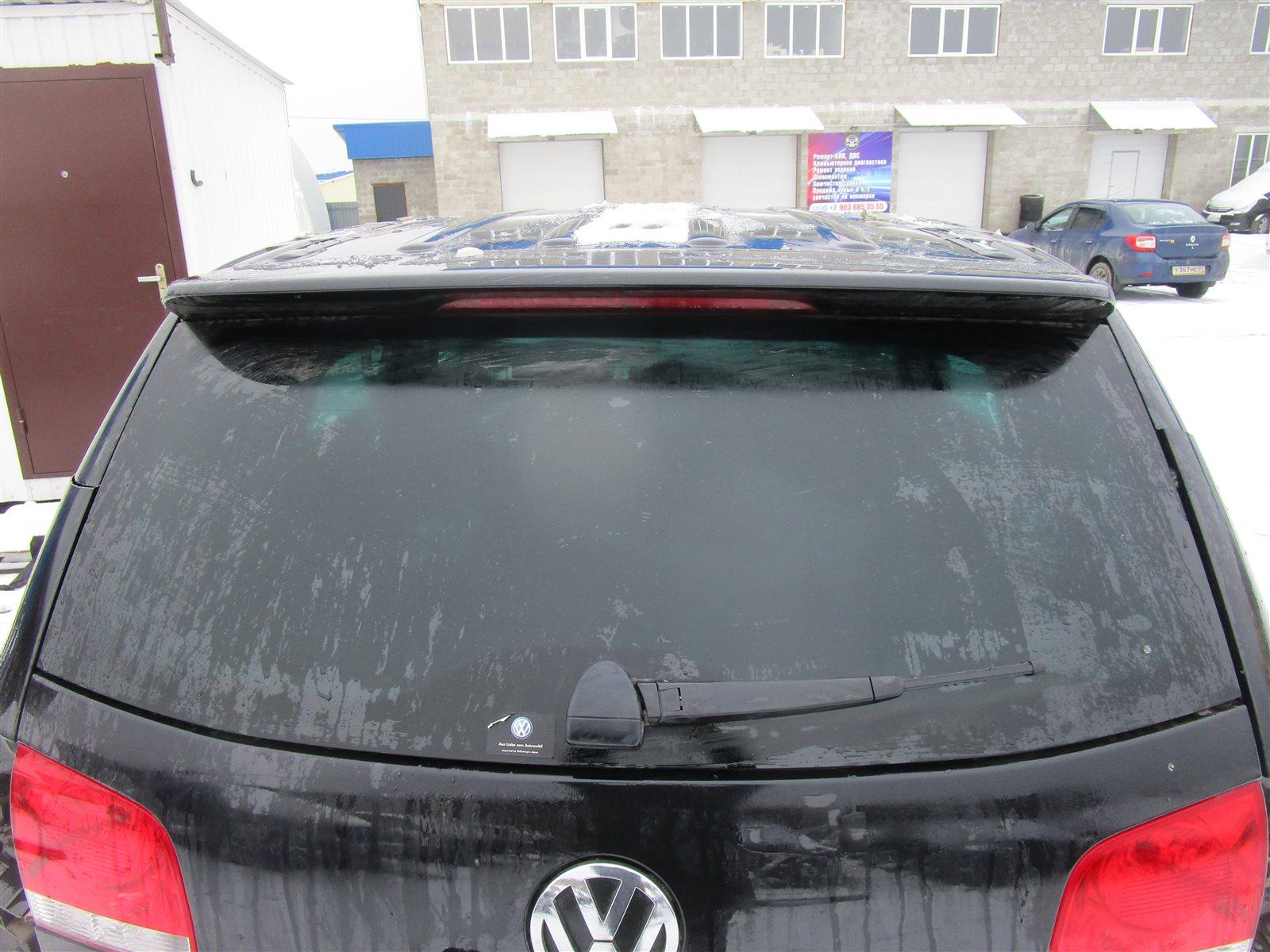 Крышка багажника Volkswagen Touareg 7LA / 7L6 / 7L7 2006 задняя