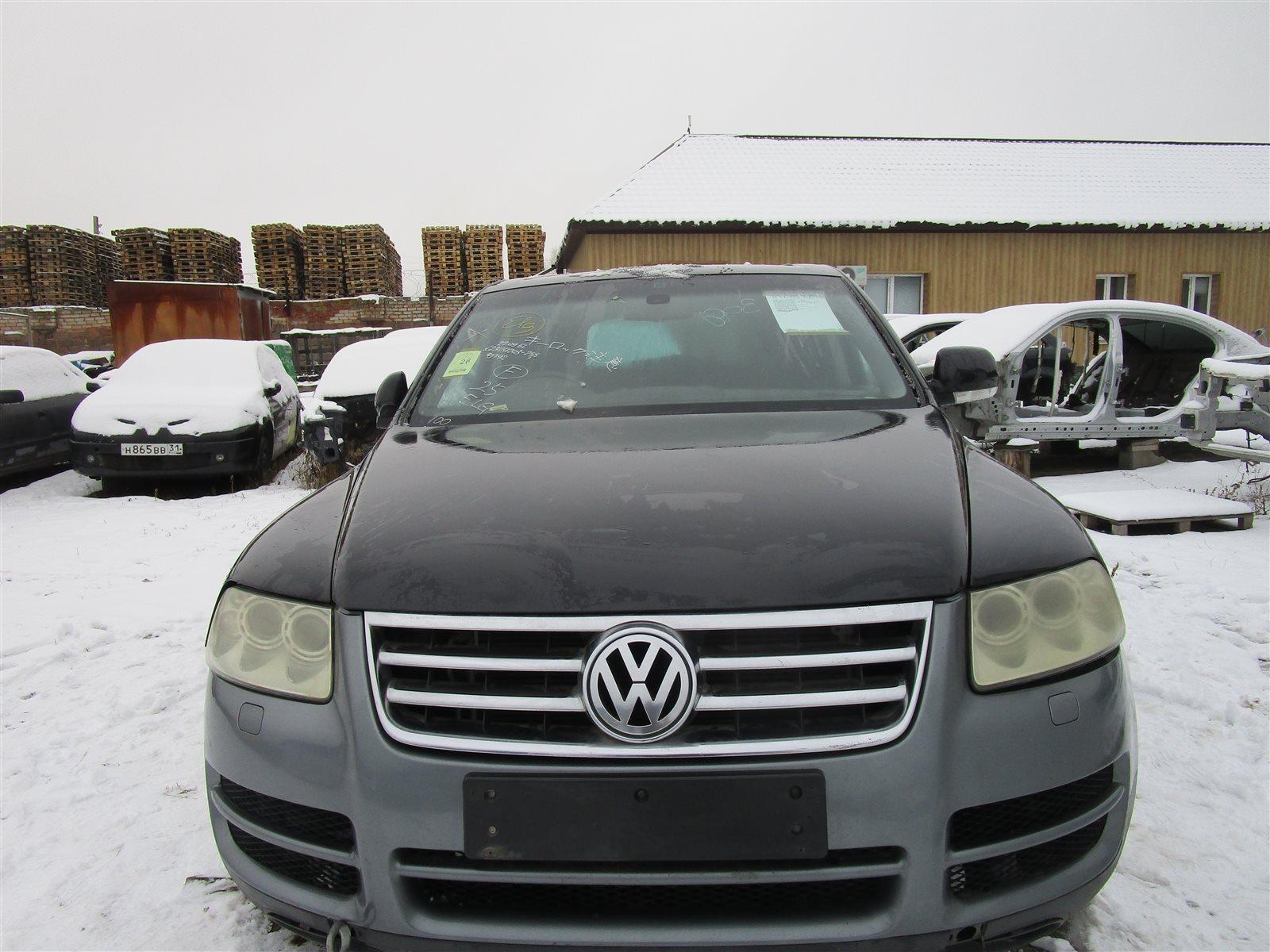 Бампер Volkswagen Touareg 7LA / 7L6 / 7L7 2006 передний