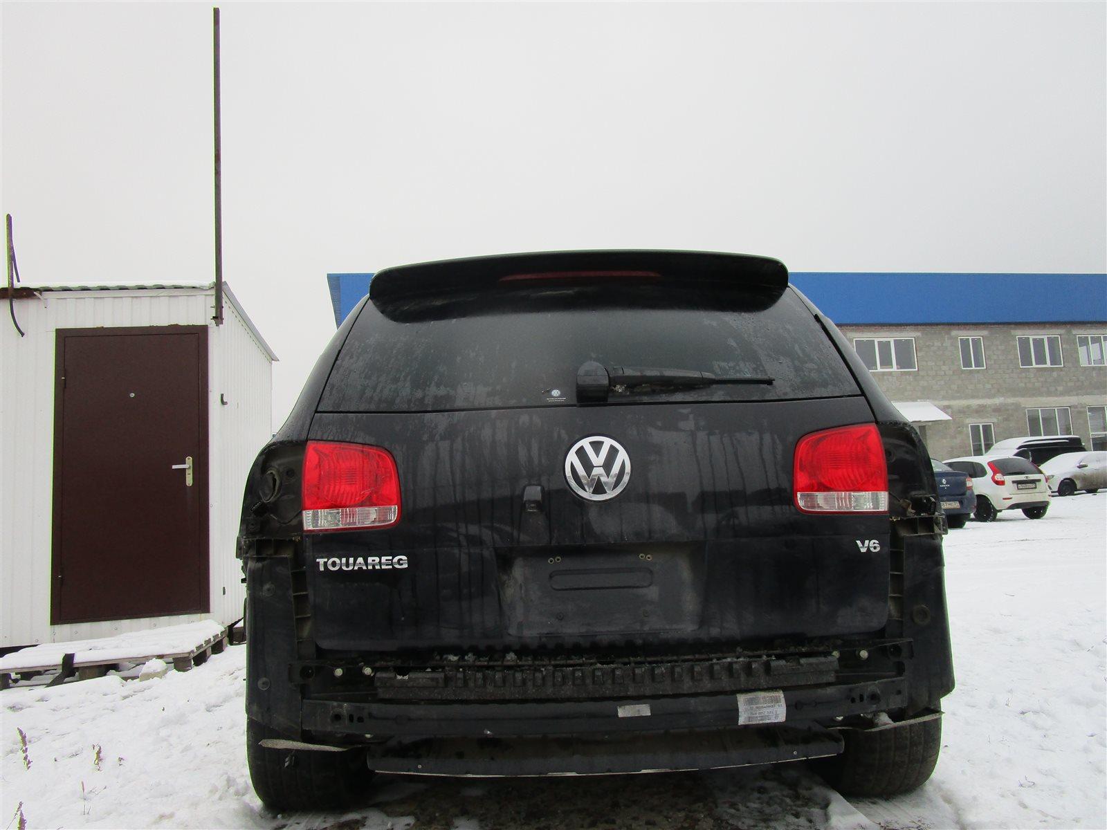 Фонарь задний Volkswagen Touareg 7LA / 7L6 / 7L7 2006 задний правый