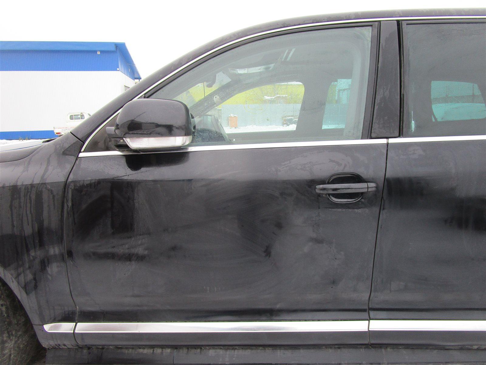 Дверь Volkswagen Touareg 7LA / 7L6 / 7L7 2006 передняя левая