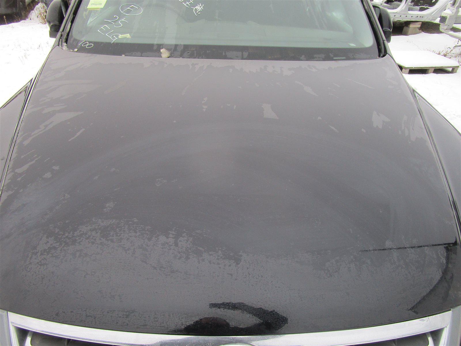 Капот Volkswagen Touareg 7LA / 7L6 / 7L7 2006 задний