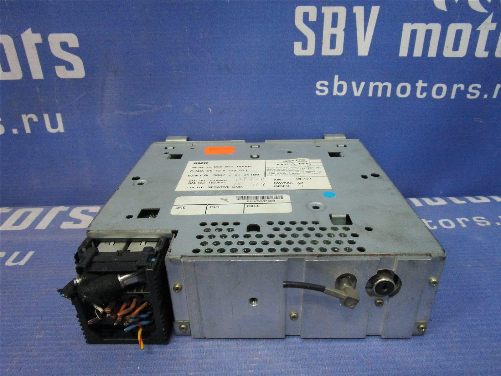 Радиоприемник Bmw E39