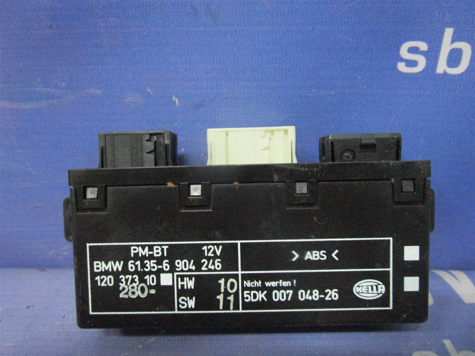Блок управления дверьми Bmw 5-Series E39 256S4 M52TU 2000