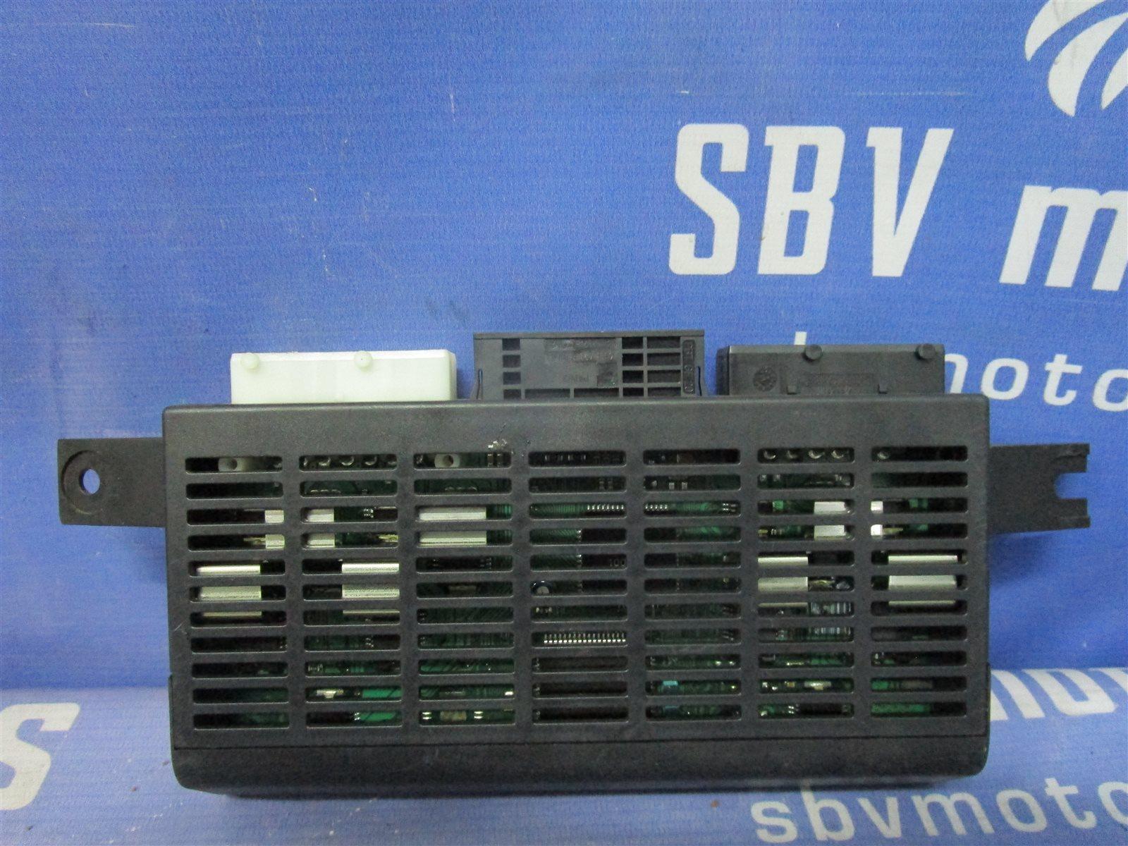 Блок управления светом Bmw 5-Series E39 306S3 M54 2002