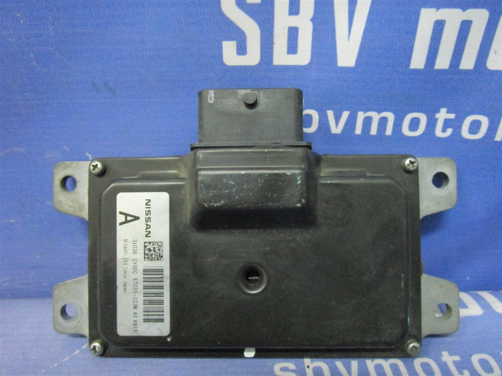 Блок электронный Nissan MR20