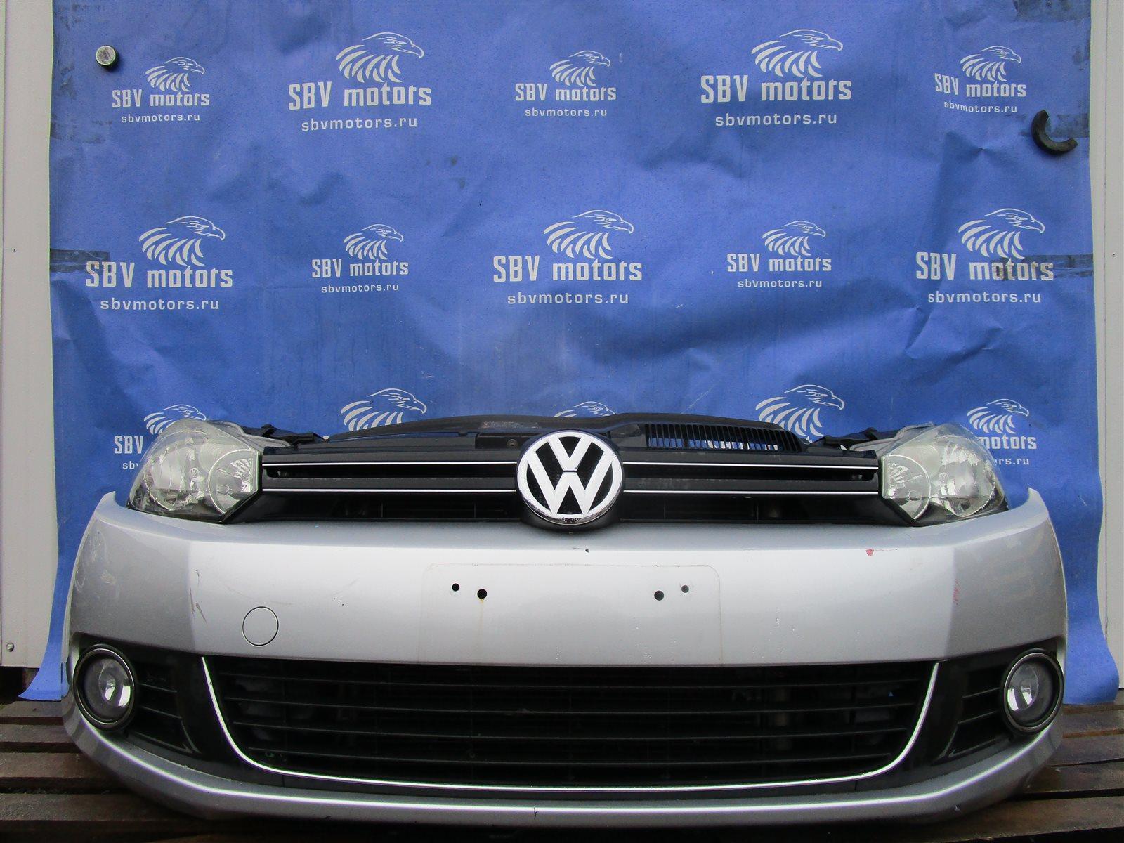 Ноускат Volkswagen Golf 6 5K1 передний