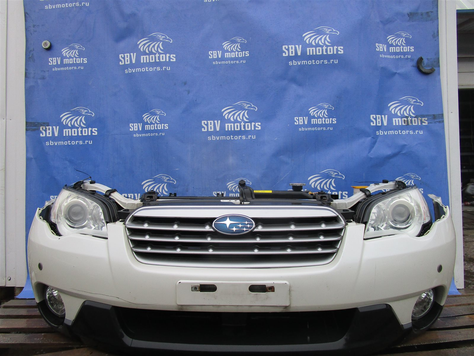 Ноускат Subaru Outback BP9 передний
