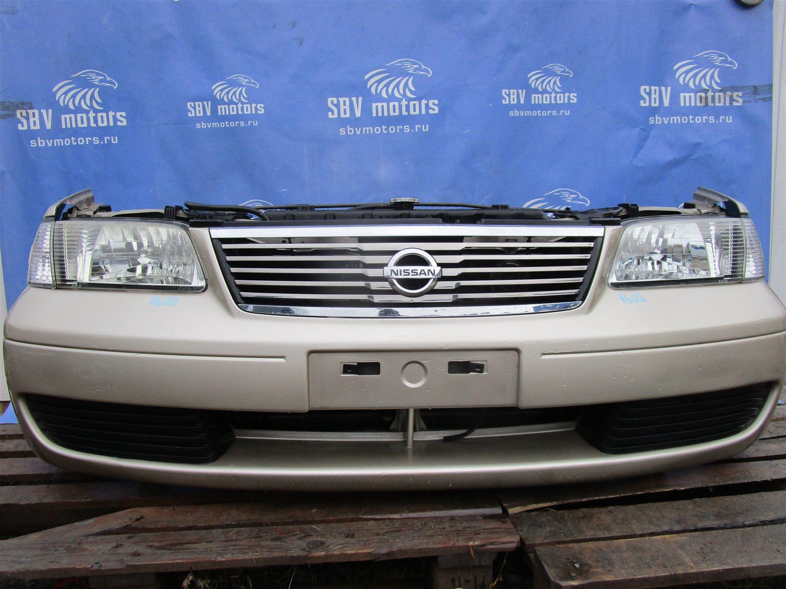 Ноускат Nissan Sanny FB15 2002 передний