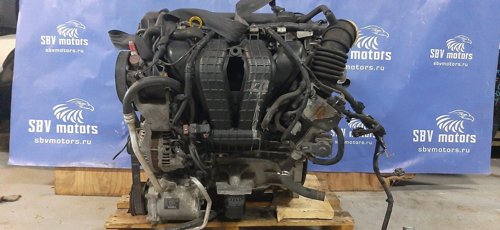Двигатель Mitsubishi 4B11 контрактная