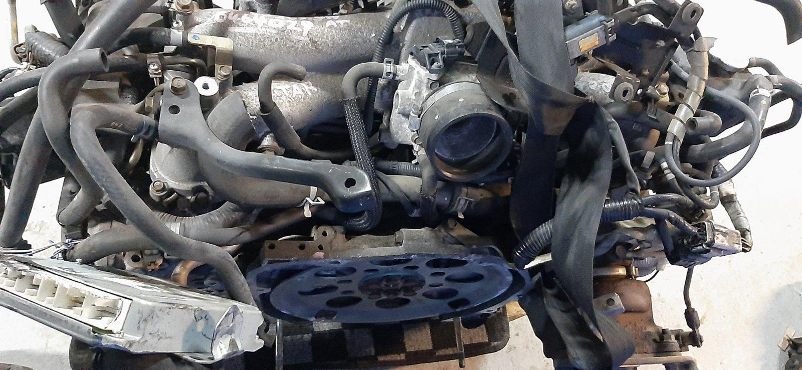 Двигатель EJ20