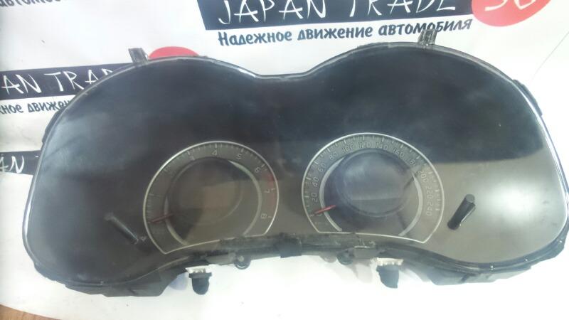 Панель приборов Toyota Corolla ZRE150