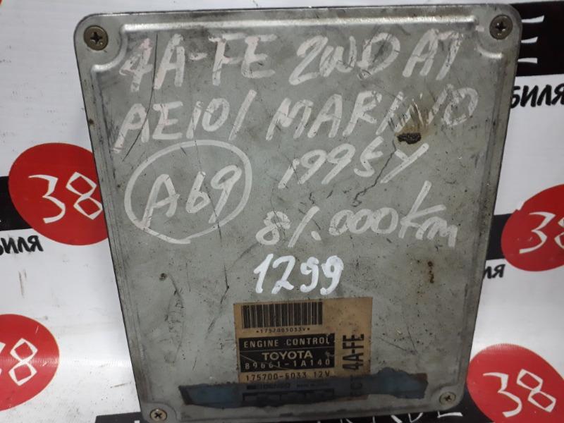 Блок efi Toyota Sprinter Marino AE101 4A-FE