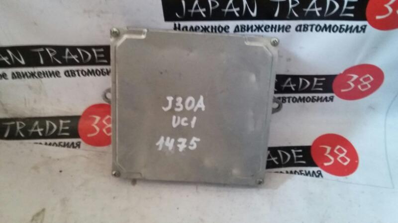 Блок efi Honda Inspire UC1 J30A