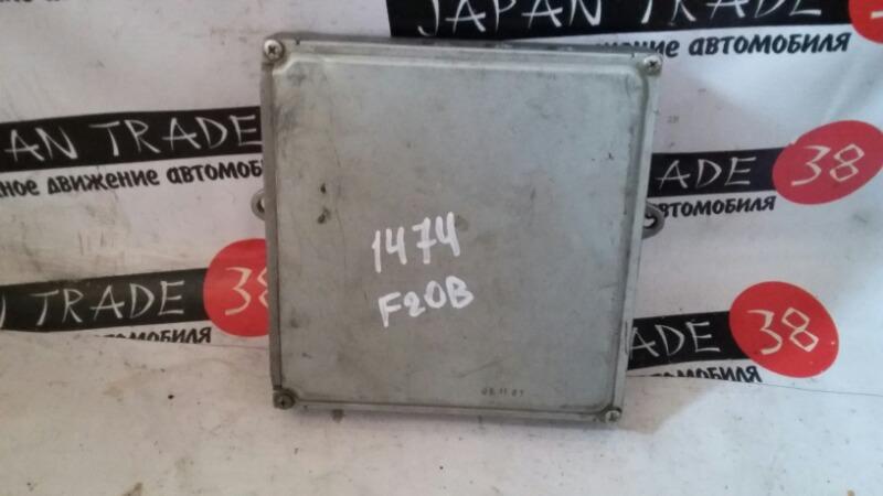 Блок efi Honda Torneo CF4 F20B