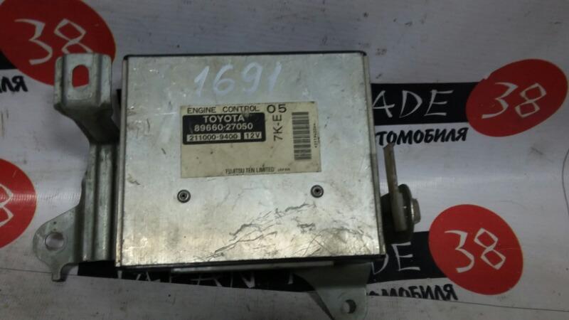Блок efi Toyota Liteace Noah KR42 7K-E
