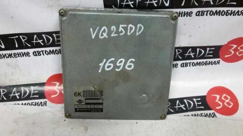 Блок efi Nissan Stagea V35 VQ35DD