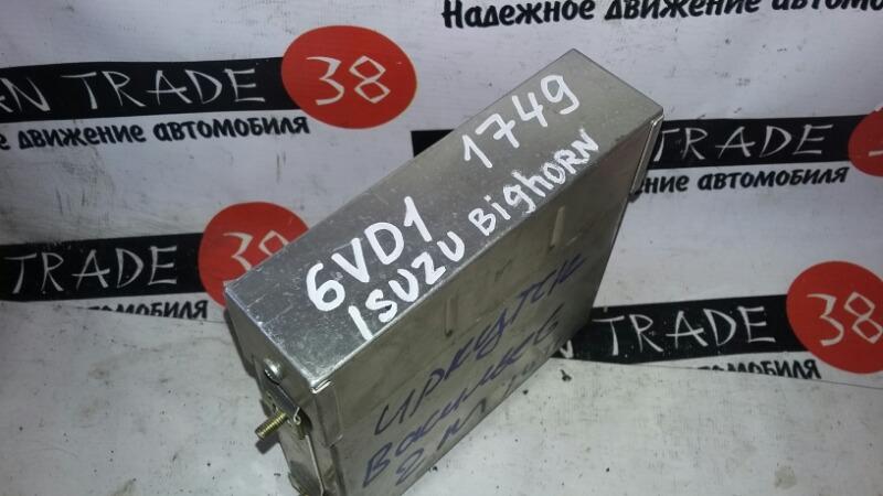Блок efi Isuzu Bighorn UBS25GW 6VD1