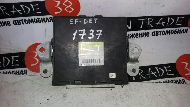 Блок efi Daihatsu Terios Kid J111G EF-DET