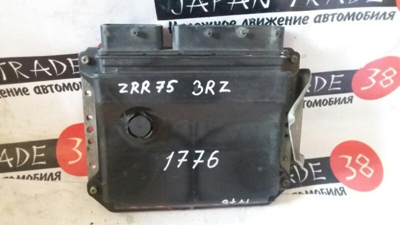 Блок efi Toyota Voxy ZRR75 3ZR-FE